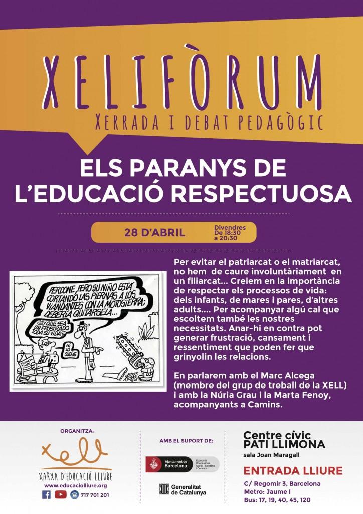 xeliforum-els-paranys-de-leducacio-respectuosa