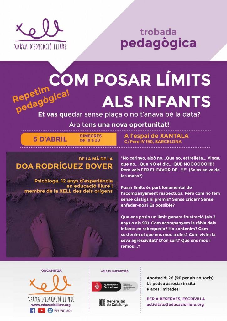 trobada-pedagogica-xell-com-posar-limits-als-infants