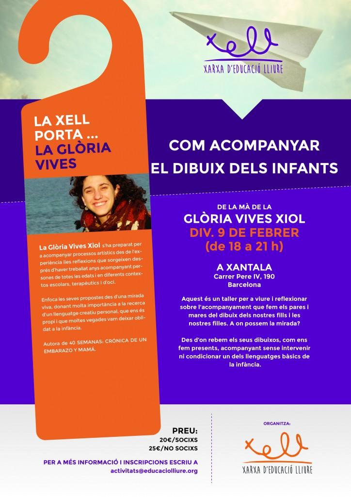 la-xell-porta-2017-2018-gloria-vives-com-acompanyar-el-dibuix-dels-infants