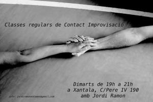 Contact Improvisació