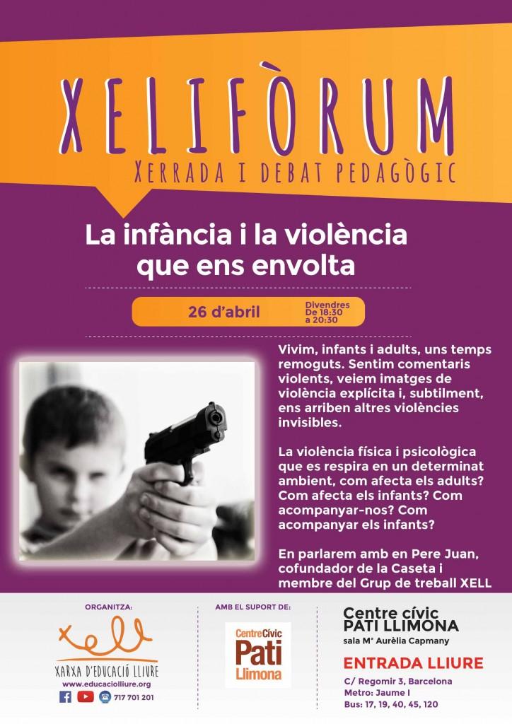 xeliforum-2018-19-la-infancia-i-la-violencia-que-ens-envolta