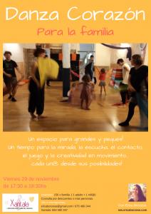 danza en familia en poblenou